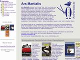 ArsMartialis.com – Kampfkunst und Wissenschaft