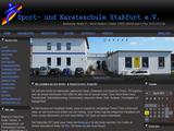 39418, Sport- und Karateschule Staßfurt e.V.