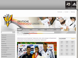Deutsche Taekwondo Union e.V. (DTU): Start