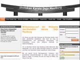 79585, Shotokan Karate Dojo Maulburg in Steinen-Höllstein