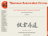 94104, Shotokan Karate Dojo Tittling e. V.