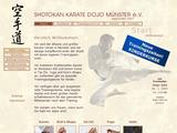 48145, Shotokan Karate Dojo Münster e.V. – Karate | Kick'n Shape | Tai Chi | Yoga | Iaido