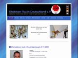 Shotokan Ryu in Deutschland e.V.