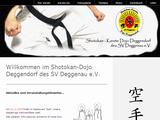 94469, Shotokan Karate Dojo Deggendorf