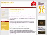 01640, Shotokan Karate Do Weinböhla