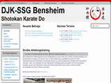 64625, DJK-SSG Bensheim Shotokan Karate Do